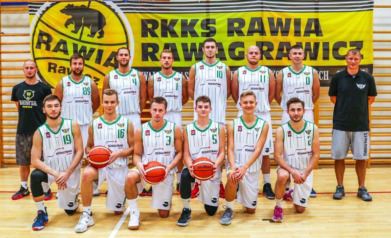 RKKS Rawia-Rawag - 2018-2019